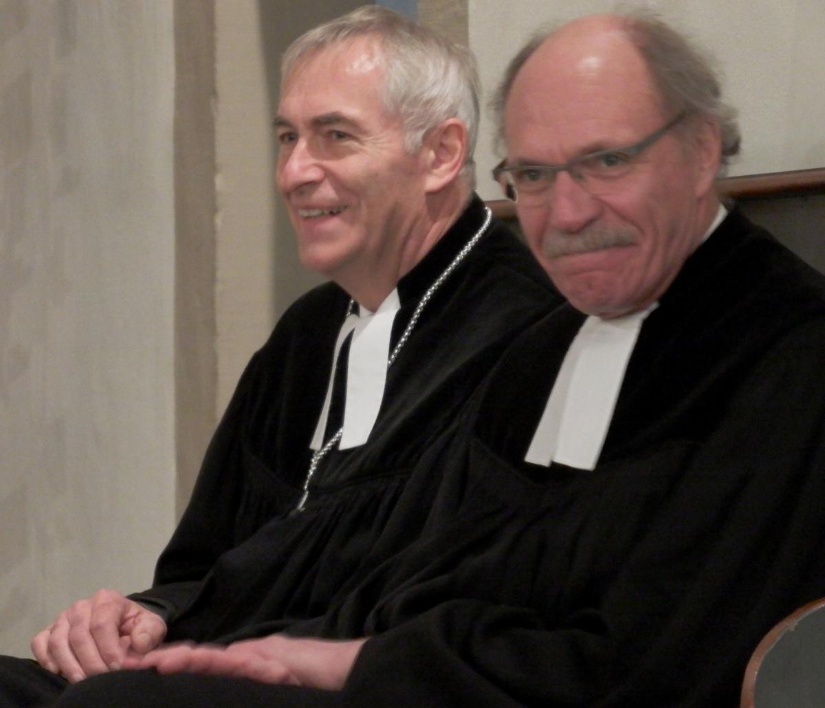 Pfarrer Martin Strack verabschiedet