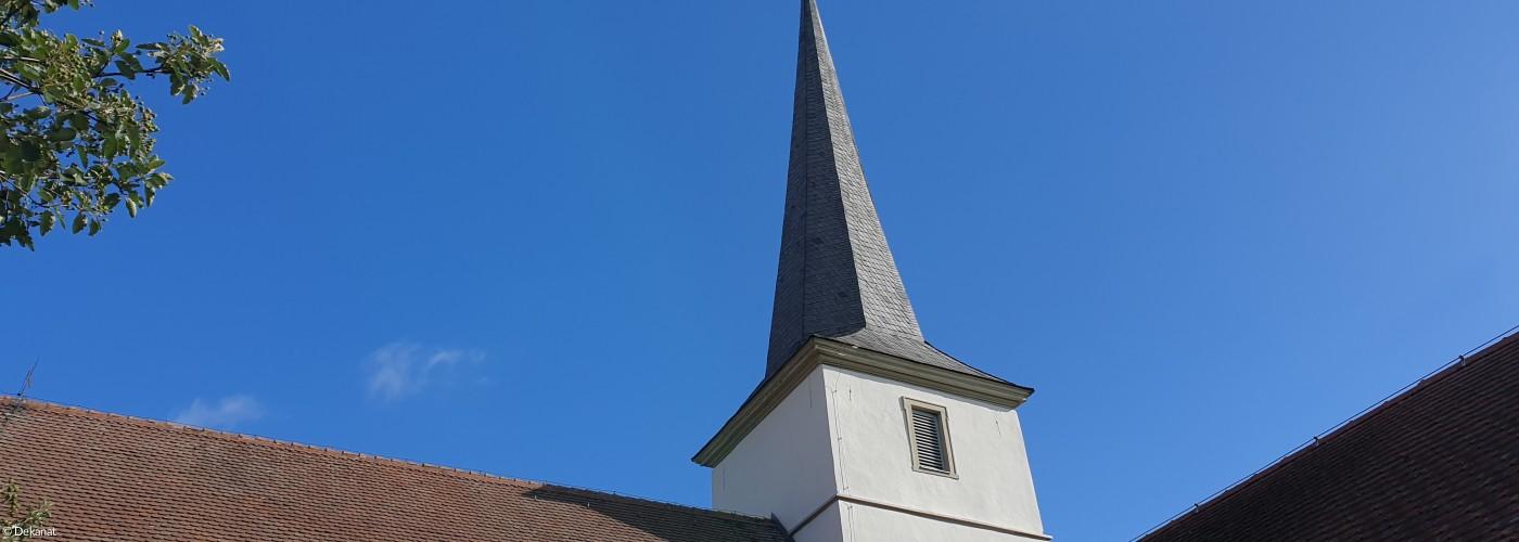 Kirche Kaltensondheim