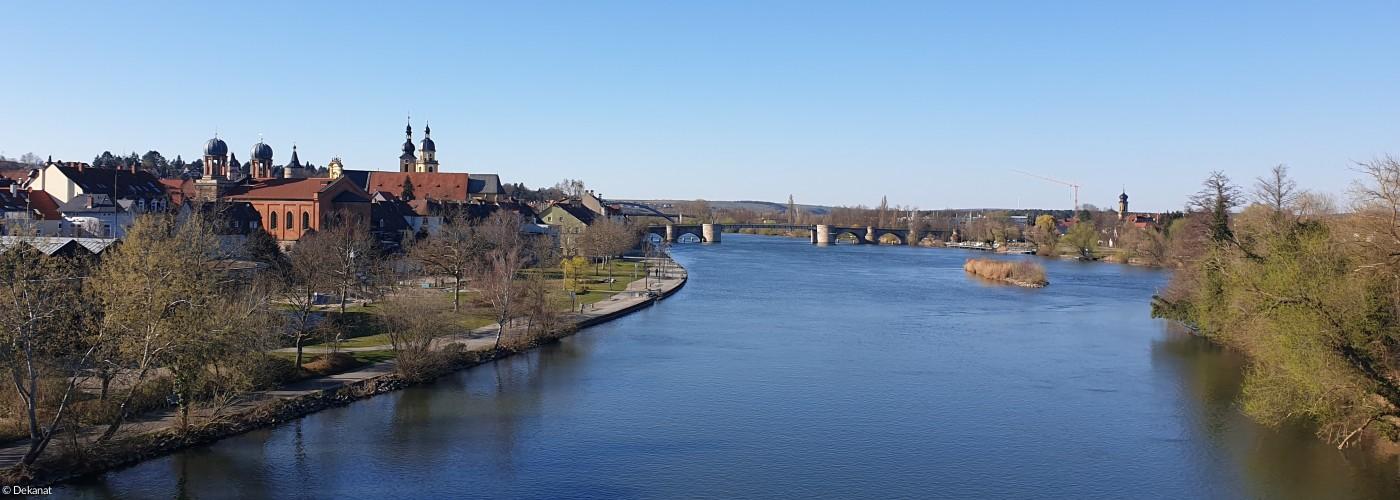 Mainbrücke Kitzingen