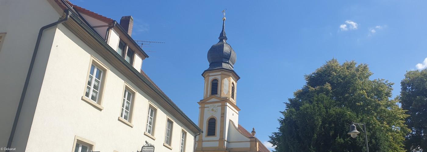 Kirche Schernau