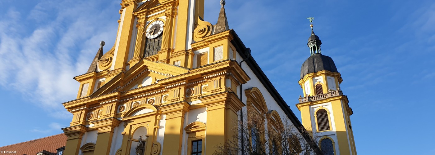 Stadtkirche Kitzingen