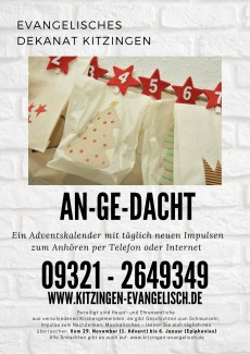 Angedacht Advent