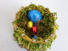 Aktion: Glücksmomente zu Ostern verschicken