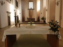 Altar Stadtkirche Kitzingen